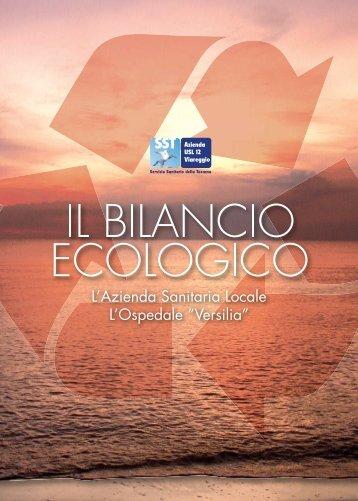 Bilancio Ecologico