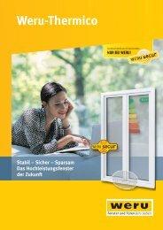 Weru-Thermico - HASKE Fenster+Türen