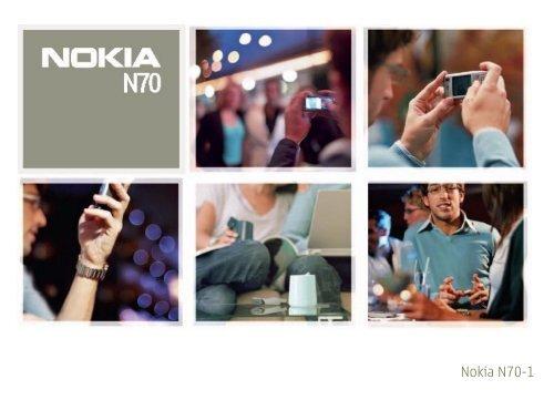 Nokia N70 - File Delivery Service - Nokia