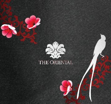 A La Carte Menu - The Oriental - UK.COM