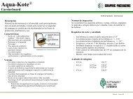 Aqua-Kote - Graphic Packaging