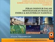 COUNTRY REPORT - Teknik Elektro UGM