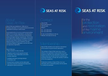 view pdf - Seas At Risk