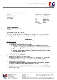 Montag, 07.05.2012 - Landkreis Freyung-Grafenau