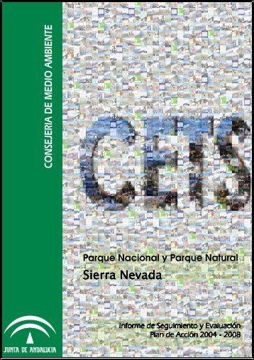 Informe de seguimiento 2004-2008 - EUROPARC-España