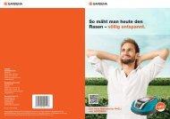 Broschüre downloaden - Gardena.com