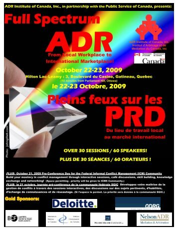 Full Spectrum - ADR Institute of Canada