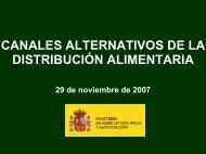 Canales alternativos de la distribución alimentaria - Eurocarne