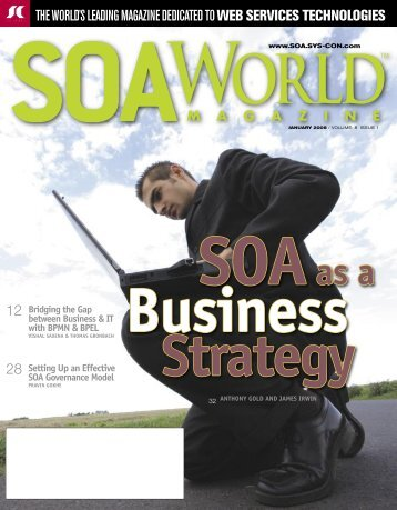 the world's leading magazine dedicated to web services