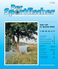 Sportfischer 129 - Fischereiverein Hannover eV