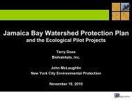 Jamaica Bay Watershed Protection Plan - Restore America's Estuaries