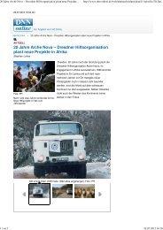 Artikel als PDF - arche noVa e.V.