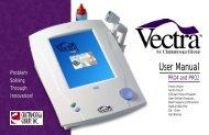 Vectra Pro Manual - ERS Biomedical