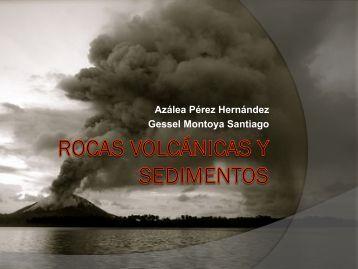 Materiales y ambientes volcanoclásticos