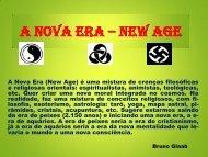 Slides Nova Era - estef