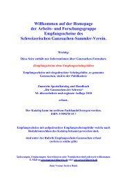 Formular Nr. 210 dreisprachig - Schweizerischer Ganzsachen ...