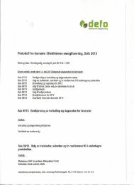 Protokoll for årsmøtet 2013 - Defo