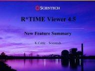 Viewer 45 New Features - FAMOS - Scientech