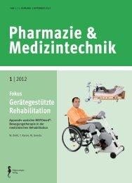 Gerätegestützte Rehabilitation - MOTOmed