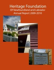 2009-10 Annual Report - Tourism, Culture and Recreation ...