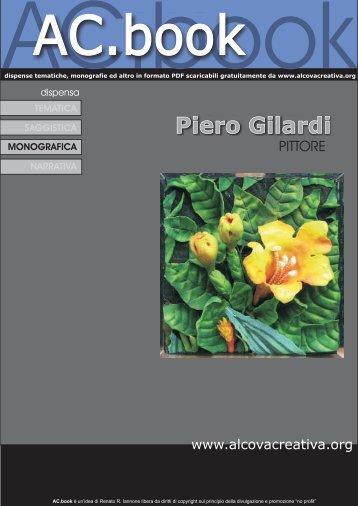 Piero Gilardi - Alcovacreativa.org