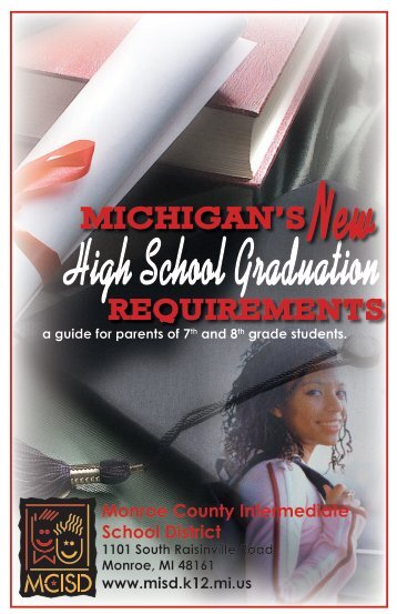 High School Graduation Guidelines - Mason Consolidated Schools