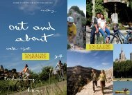 guide to outdoor activities 2009-2010 - South of France Tourism
