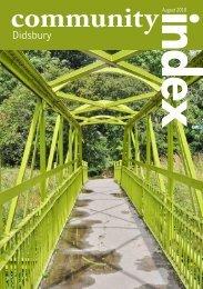 Didsbury - Community Index