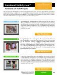 INDEPENDENT LIVING SKILLS - Conover Company - Page 7