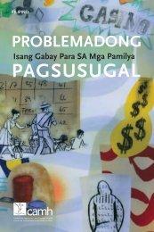 PAGSUSUGAL - ProblemGambling.ca