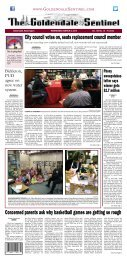 March 6, 2013 - Goldendale Sentinel