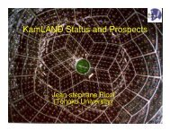 KamLAND Status and Prospects