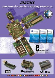 Download E-blocks Catalogue - Elektor
