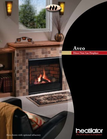 Brochure - At Andiron Fireplace Shop