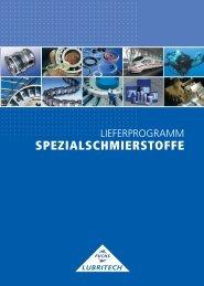 SCHMIERFETTE - Fuchs Lubritech GmbH