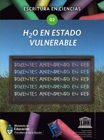 H2O, en estado vulnerable - Cedoc - Instituto Nacional de ...
