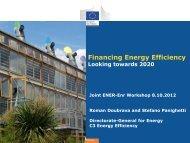 Financing Energy Efficiency - European Energy Network