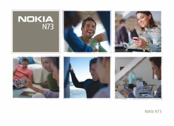 Contacte (Agendã telefonicã) - Nokia