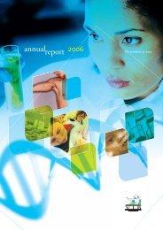 Annual report 2006 (pdf - 3MB) - VIB