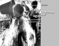 en Defensa agua Taller del - COMDA