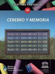 Cerebro y Memoria - Cedoc - Instituto Nacional de Formación Docente
