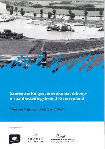 Samenwerkingsovereenkomst - VNO-NCW Midden