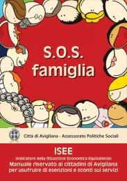OPUSCOLO ISEE.pdf - Comune di Avigliana