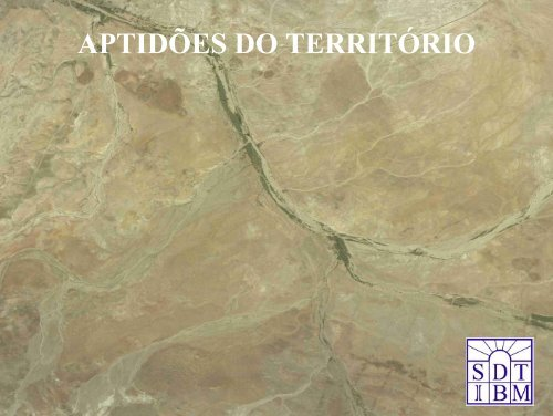 APTIDÕES DO TERRITÓRIO - Villageresorts.net