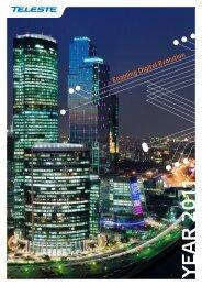 Annual report 2011 - Teleste