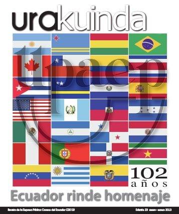marzo 2013 - Correos del Ecuador