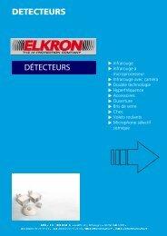 03-elkron-detecteurs.. - AMS Technologies