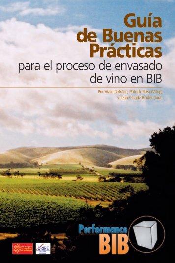 ESTA Guía de Buenas Prácticas - Performance BIB / Goals