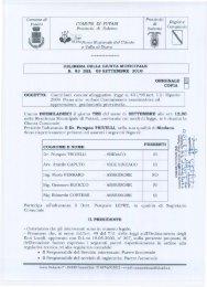 Contributi canone alloggiativo legge n. 431/98 ... - Comune di Futani
