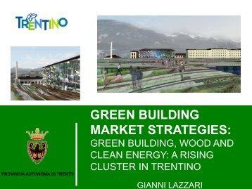 Gianni Lazzari - Europe Green Building Forum